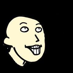 Queasy Bald