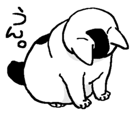 Ugly & Fat cats sticker #721758