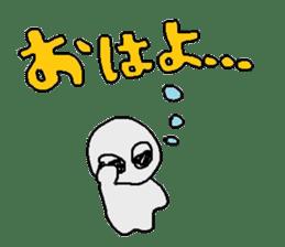 Alien's Sticker sticker #722375