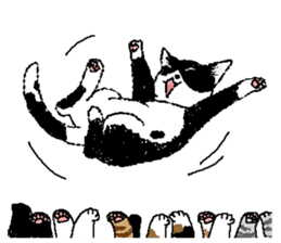CATS for <Congratulations & Thank you> sticker #722806
