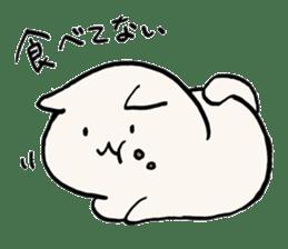India ink cat sticker #723417
