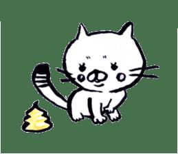Masyuneko. sticker #724527