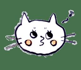 Masyuneko. sticker #724531