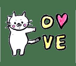 Masyuneko. sticker #724556