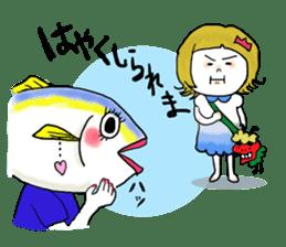 Toyama dialect Sticker! sticker #725425