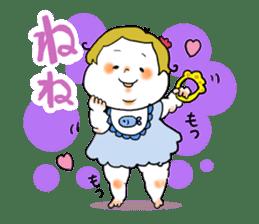 Toyama dialect Sticker! sticker #725446