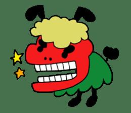 Toyama dialect Sticker! sticker #725450