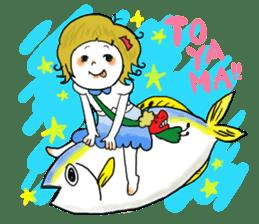 Toyama dialect Sticker! sticker #725454