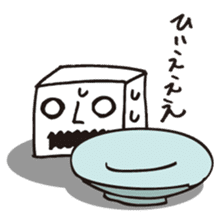 Tofu fairy Momenta Japanese Ver. sticker #727464
