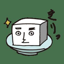 Tofu fairy Momenta Japanese Ver. sticker #727469