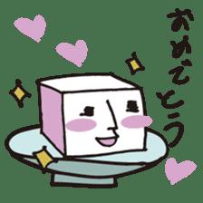 Tofu fairy Momenta Japanese Ver. sticker #727482