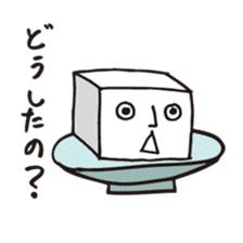 Tofu fairy Momenta Japanese Ver. sticker #727484