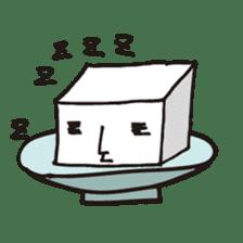 Tofu fairy Momenta Japanese Ver. sticker #727485