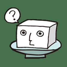 Tofu fairy Momenta Japanese Ver. sticker #727490