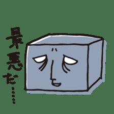 Tofu fairy Momenta Japanese Ver. sticker #727493