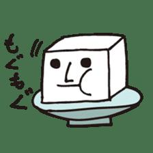 Tofu fairy Momenta Japanese Ver. sticker #727497