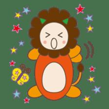 """LOVELY ANIMALS """"CONVERSATION"""" sticker #727511"""