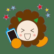 """LOVELY ANIMALS """"CONVERSATION"""" sticker #727523"""