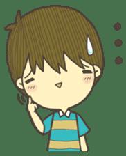 Happy day's Daizu sticker #728903