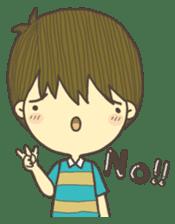 Happy day's Daizu sticker #728906