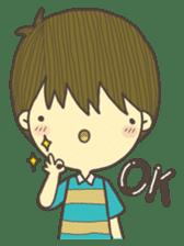Happy day's Daizu sticker #728907