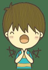Happy day's Daizu sticker #728913