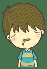 Happy day's Daizu sticker #728915