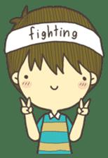 Happy day's Daizu sticker #728918