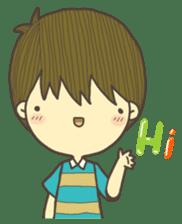 Happy day's Daizu sticker #728919