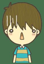 Happy day's Daizu sticker #728920