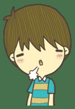 Happy day's Daizu sticker #728921