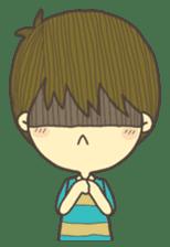 Happy day's Daizu sticker #728922