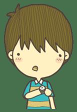 Happy day's Daizu sticker #728926
