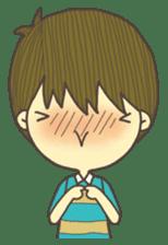 Happy day's Daizu sticker #728929