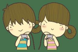 Happy day's Daizu sticker #728931