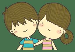Happy day's Daizu sticker #728933