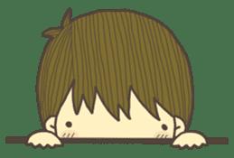 Happy day's Daizu sticker #728935