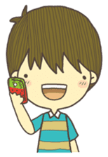 Happy day's Daizu sticker #728936