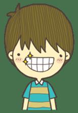 Happy day's Daizu sticker #728937