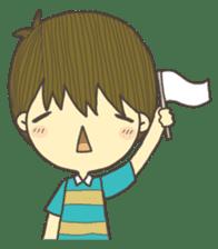 Happy day's Daizu sticker #728939