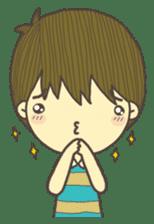Happy day's Daizu sticker #728941