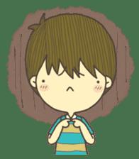 Happy day's Daizu sticker #728942