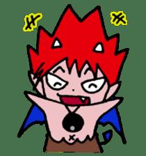 Little Devil Sticker sticker #731303