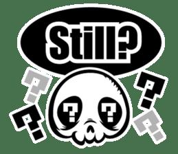 HONEBITO & HONEKAGE-English- sticker #731507