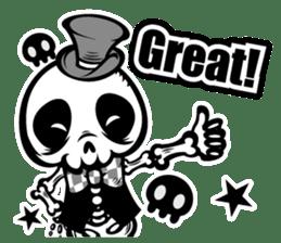 HONEBITO & HONEKAGE-English- sticker #731508