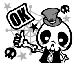 HONEBITO & HONEKAGE-English- sticker #731509