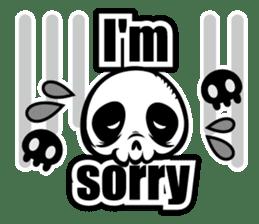 HONEBITO & HONEKAGE-English- sticker #731511