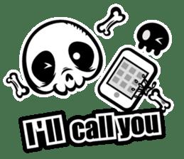 HONEBITO & HONEKAGE-English- sticker #731513