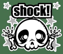 HONEBITO & HONEKAGE-English- sticker #731516