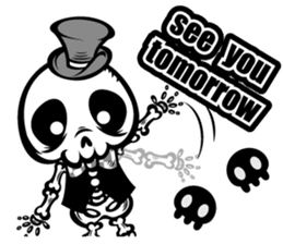 HONEBITO & HONEKAGE-English- sticker #731517